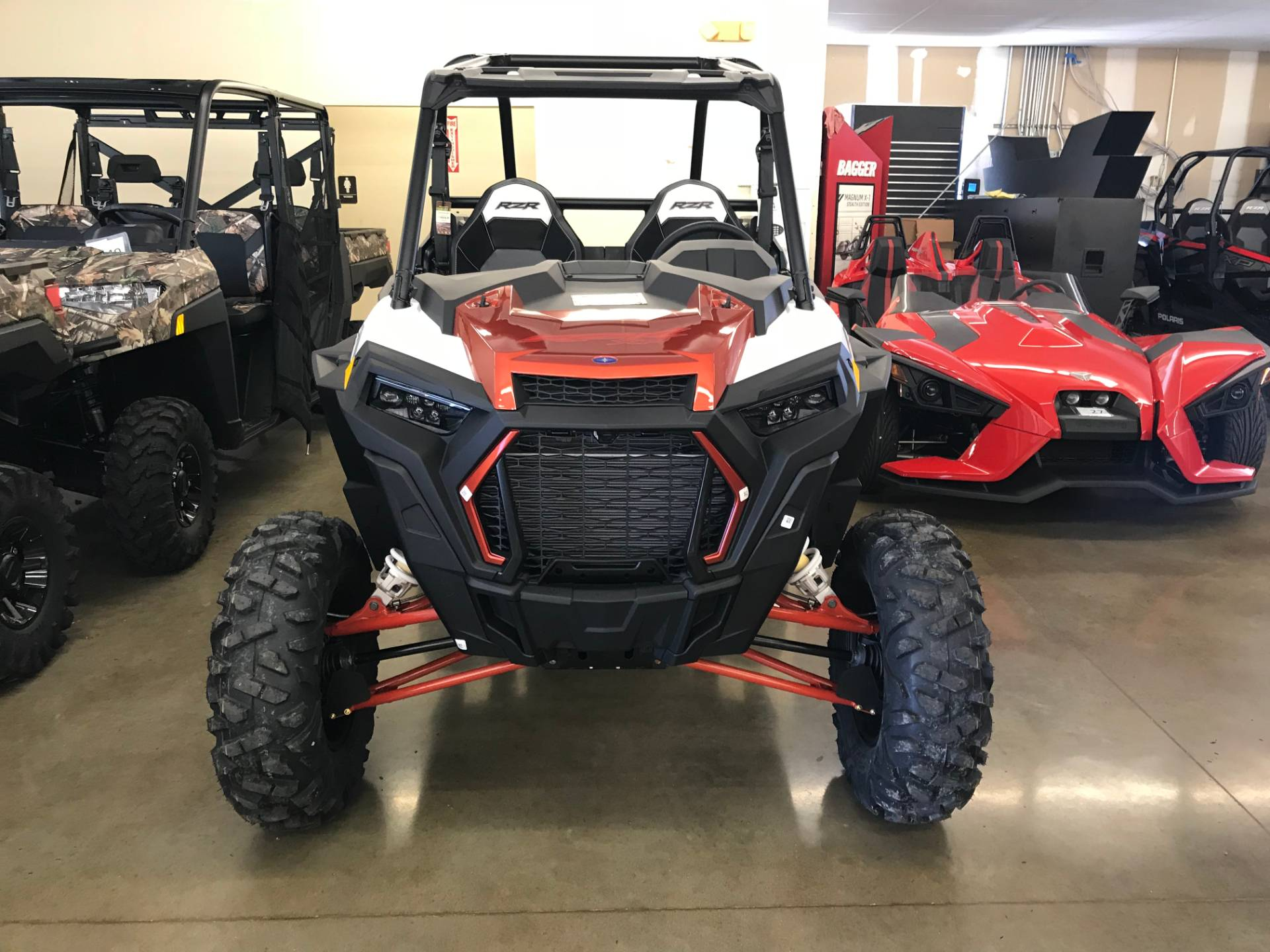 2019 Polaris RZR XP Turbo in Chicora, Pennsylvania - Photo 2