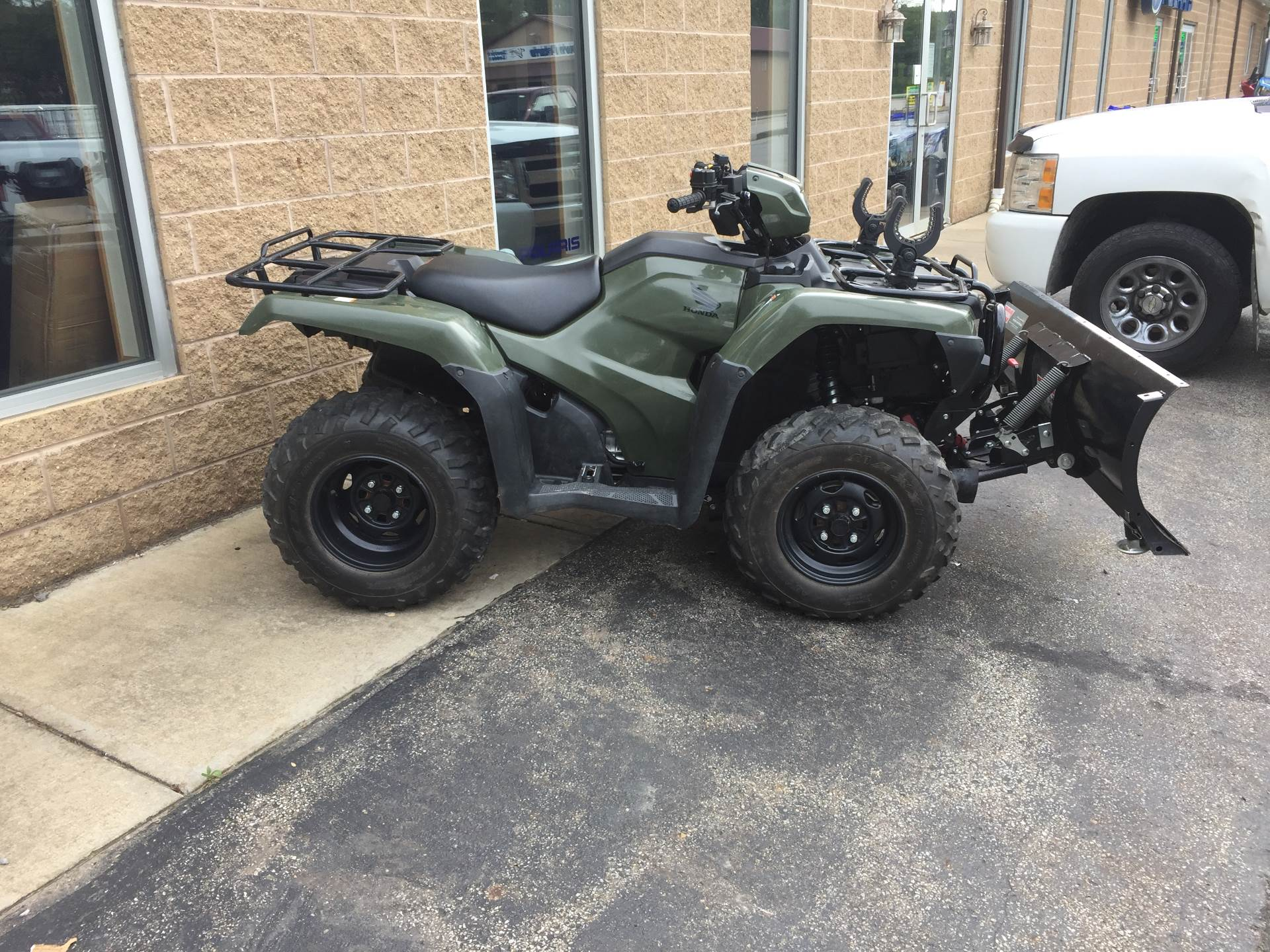 2014 Honda FourTrax® Foreman® 4x4 EPS in Chicora, Pennsylvania