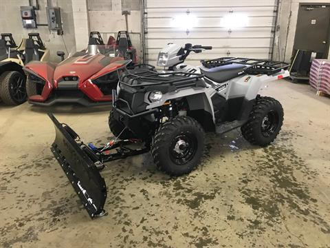 2019 Polaris Sportsman 450 H.O. Utility Edition in Chicora, Pennsylvania - Photo 1