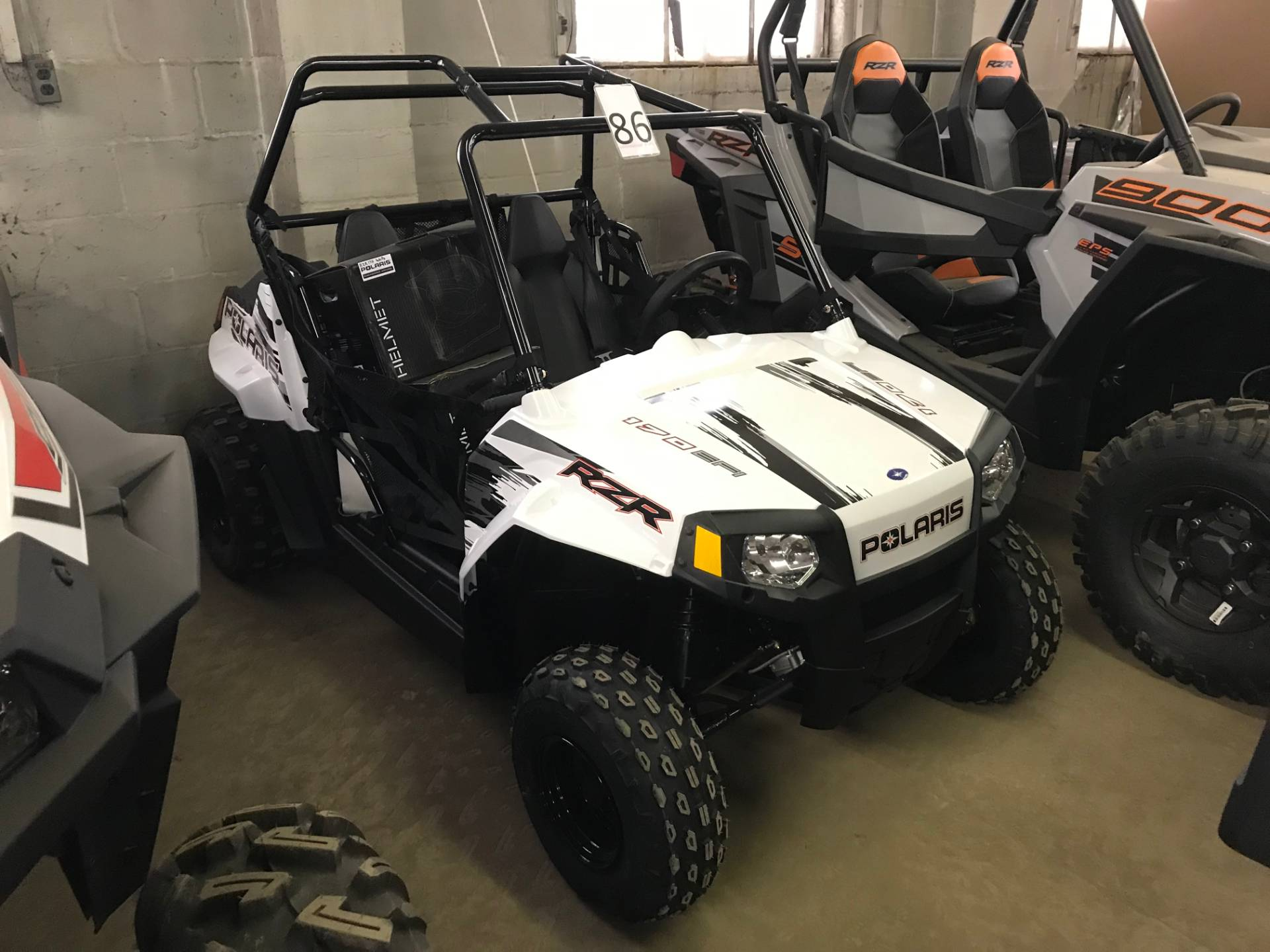 2019 Polaris RZR 170 EFI in Chicora, Pennsylvania - Photo 1