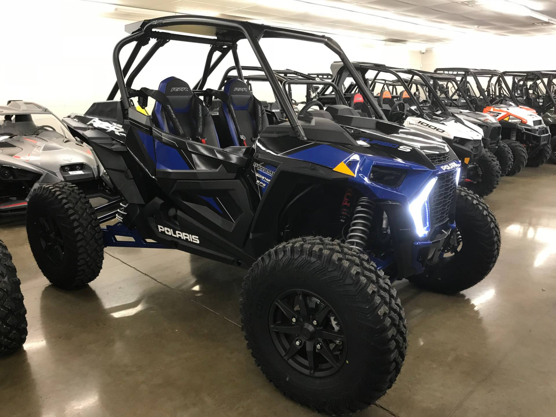 2019 Polaris RZR XP Turbo S in Chicora, Pennsylvania - Photo 1