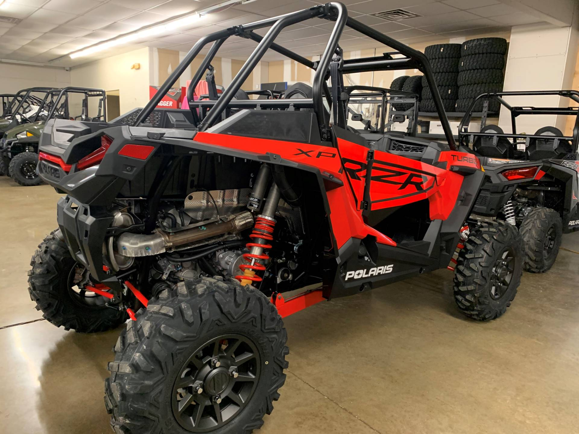 2020 Polaris RZR XP Turbo in Chicora, Pennsylvania - Photo 4
