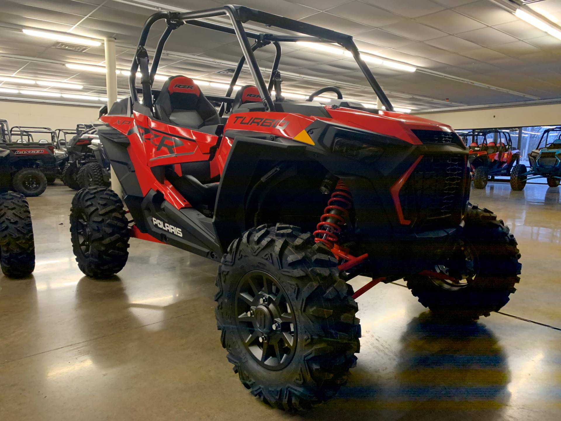 2020 Polaris RZR XP Turbo in Chicora, Pennsylvania - Photo 8