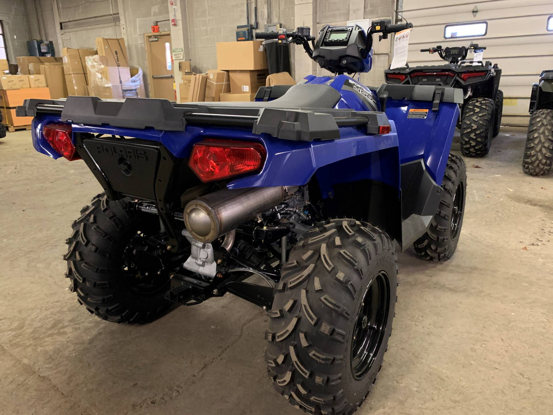 2020 Polaris Sportsman 450 H.O. EPS in Chicora, Pennsylvania - Photo 3