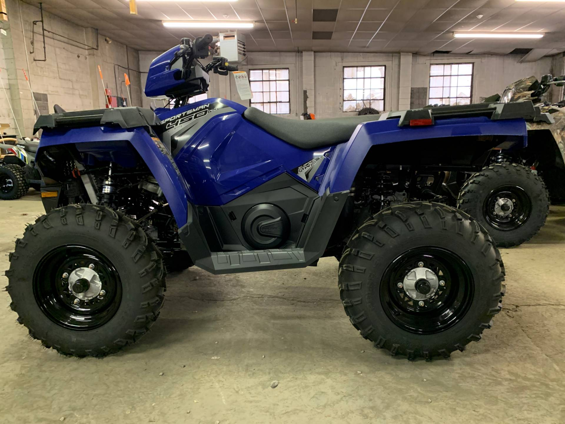 2020 Polaris Sportsman 450 H.O. EPS in Chicora, Pennsylvania - Photo 6