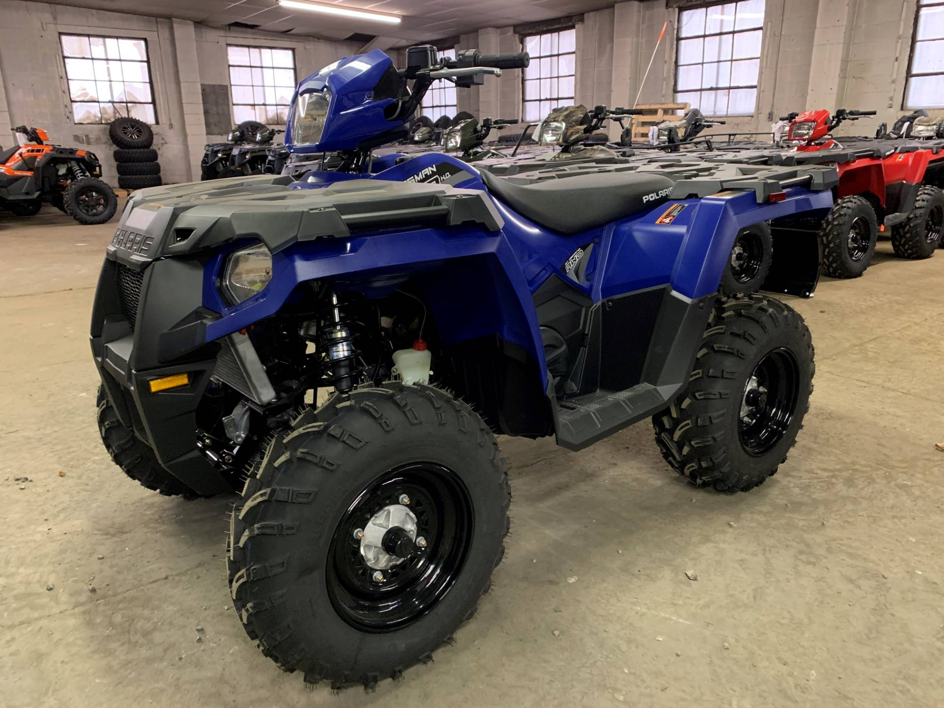 2020 Polaris Sportsman 450 H.O. EPS in Chicora, Pennsylvania - Photo 7
