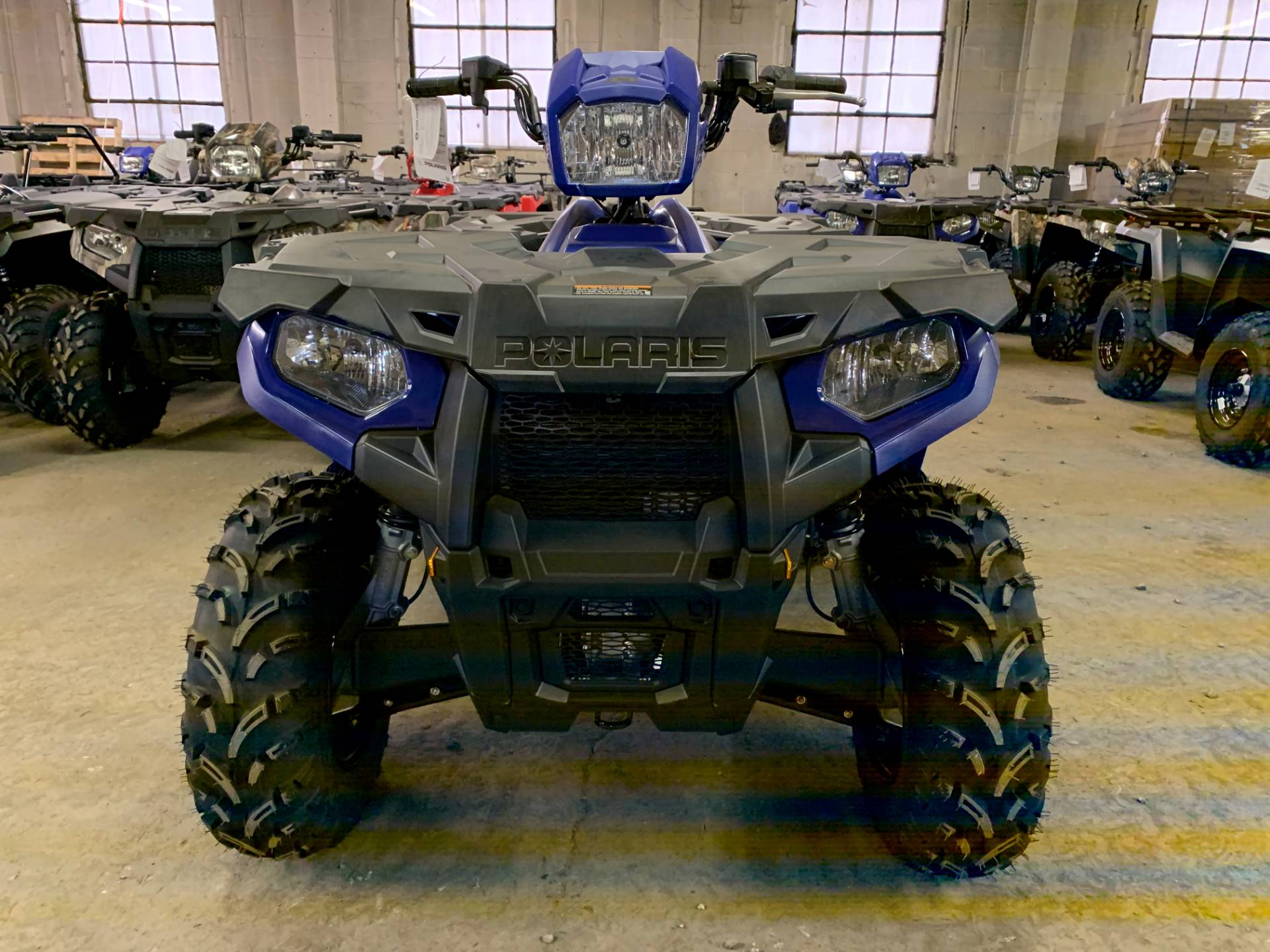 2020 Polaris Sportsman 450 H.O. EPS in Chicora, Pennsylvania - Photo 8