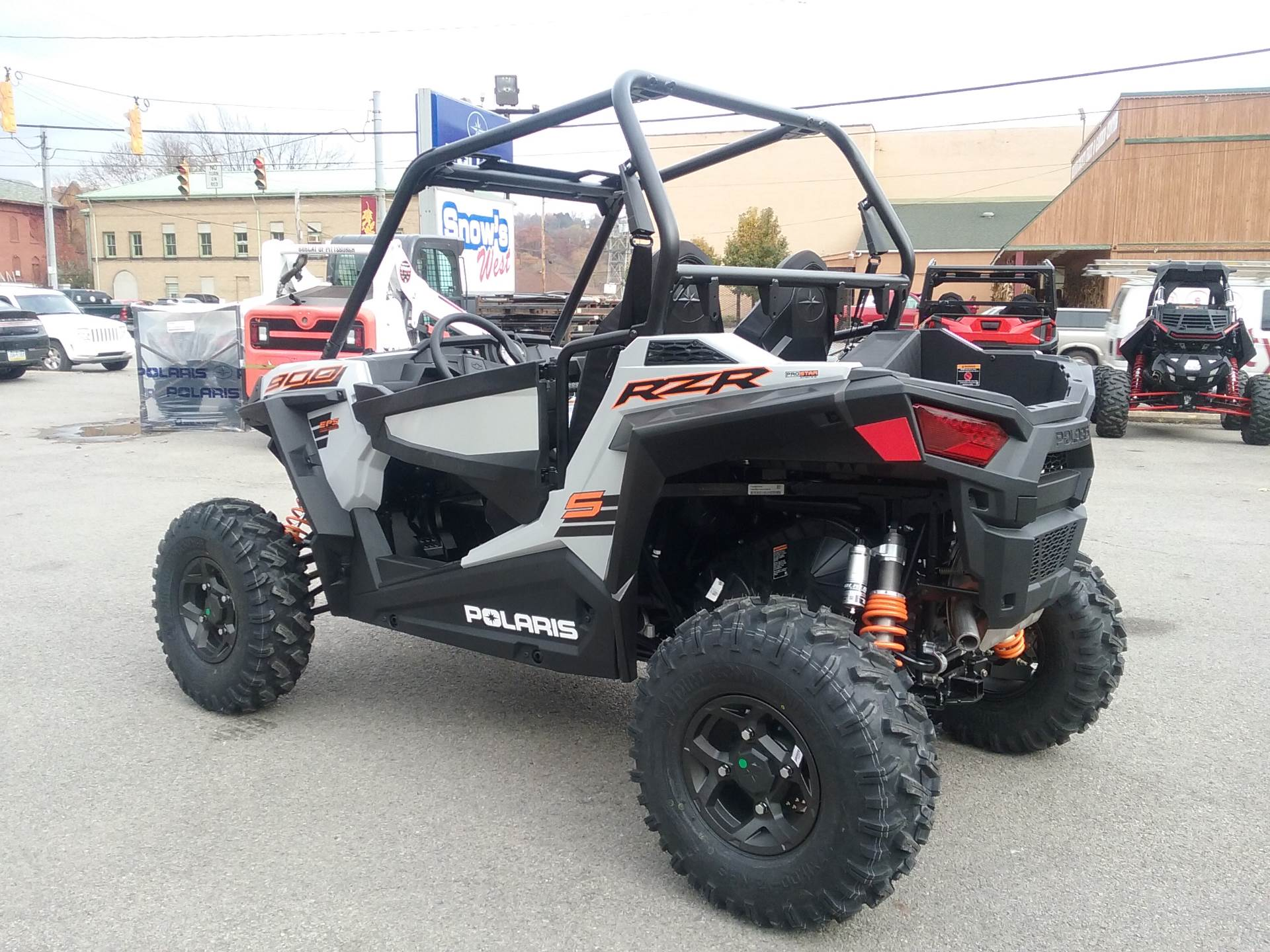 2019 Polaris RZR S 900 EPS in Beaver Falls, Pennsylvania - Photo 9