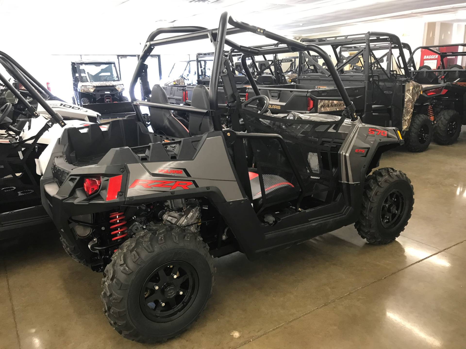 2019 Polaris RZR 570 EPS in Beaver Falls, Pennsylvania - Photo 4