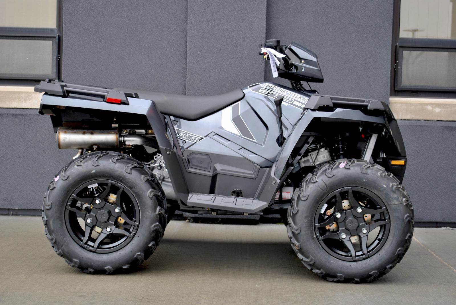 2019 Polaris Sportsman 570 SP in Beaver Falls, Pennsylvania - Photo 4
