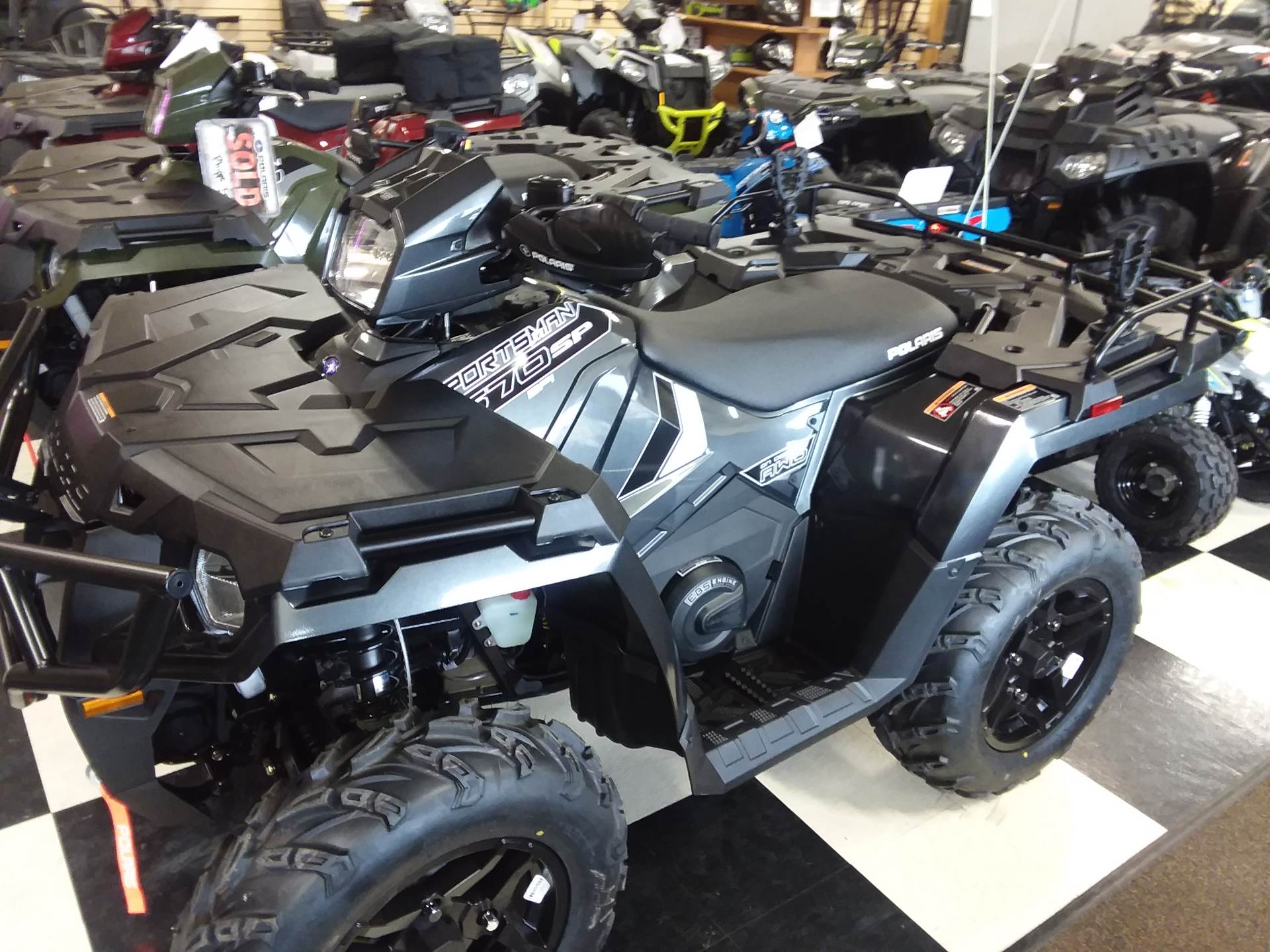 2019 Polaris Sportsman 570 SP in Beaver Falls, Pennsylvania - Photo 3