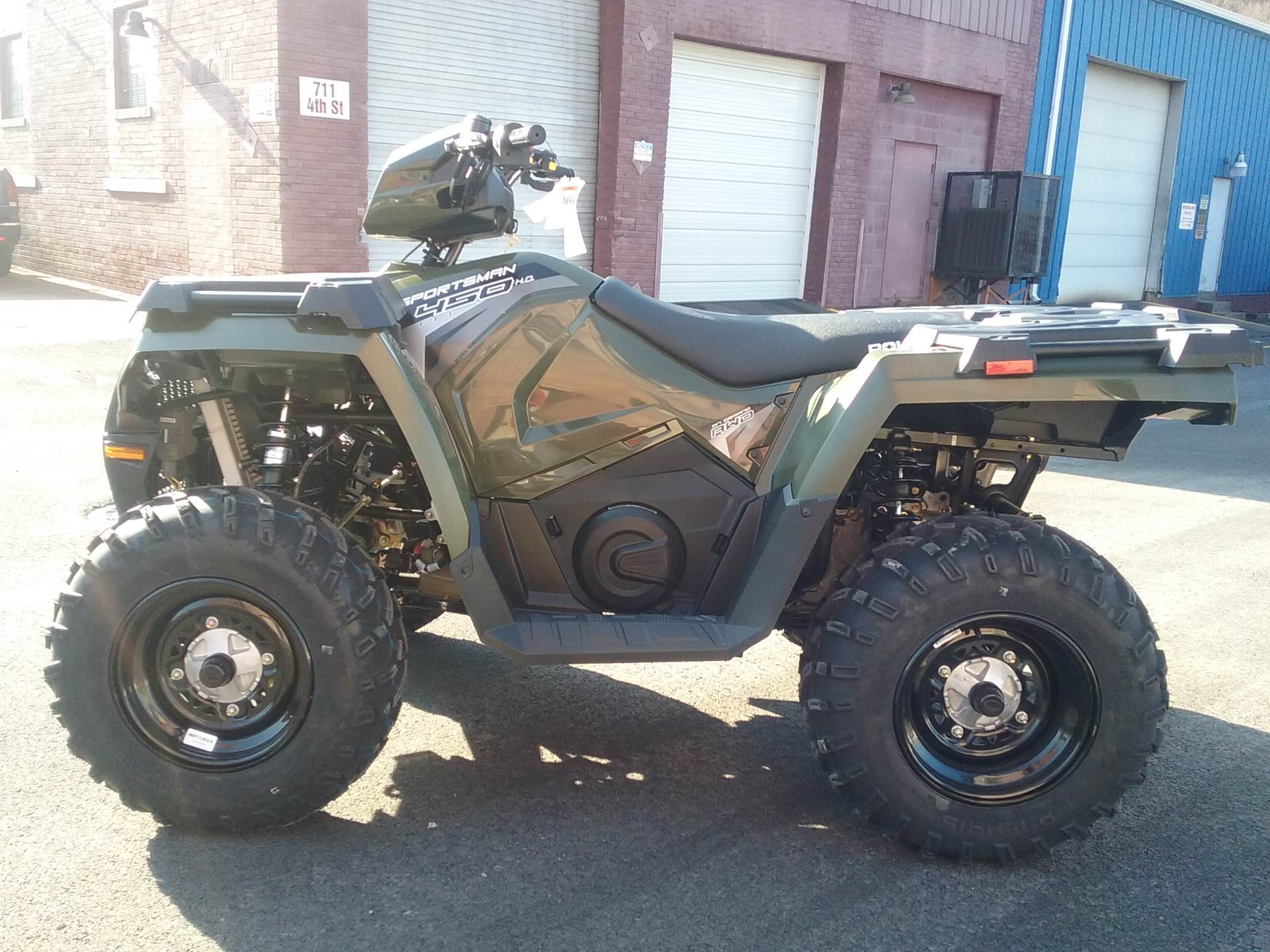2019 Polaris Sportsman 450 H.O. in Beaver Falls, Pennsylvania