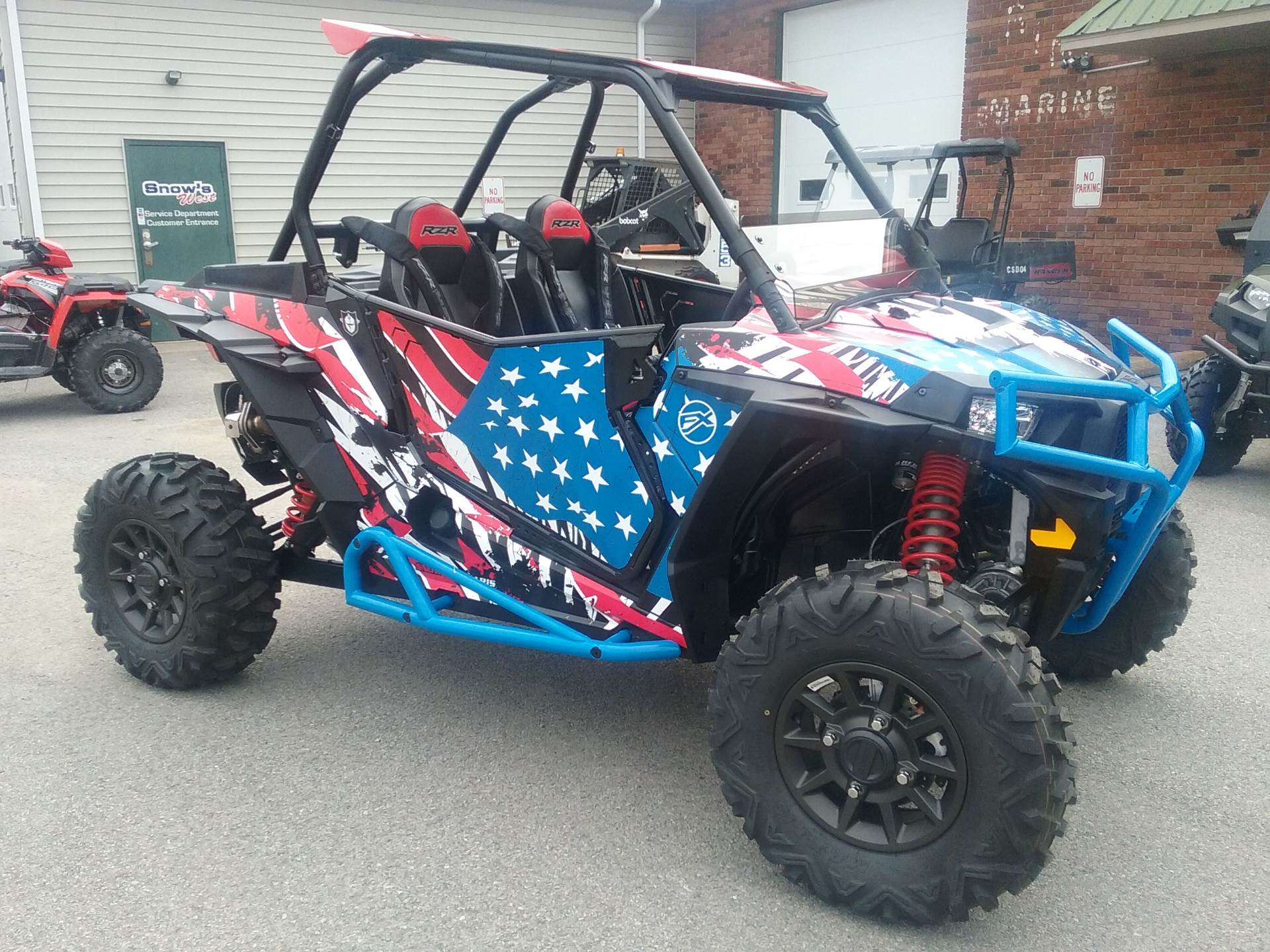 2018 Polaris RZR XP 1000 EPS in Beaver Falls, Pennsylvania