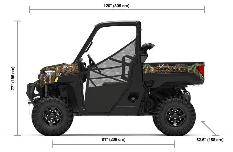 2019 Polaris Ranger XP 1000 EPS Back Country Limited Edition in Beaver Falls, Pennsylvania - Photo 3