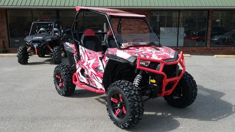 2018 Polaris RZR S 900 EPS in Beaver Falls, Pennsylvania