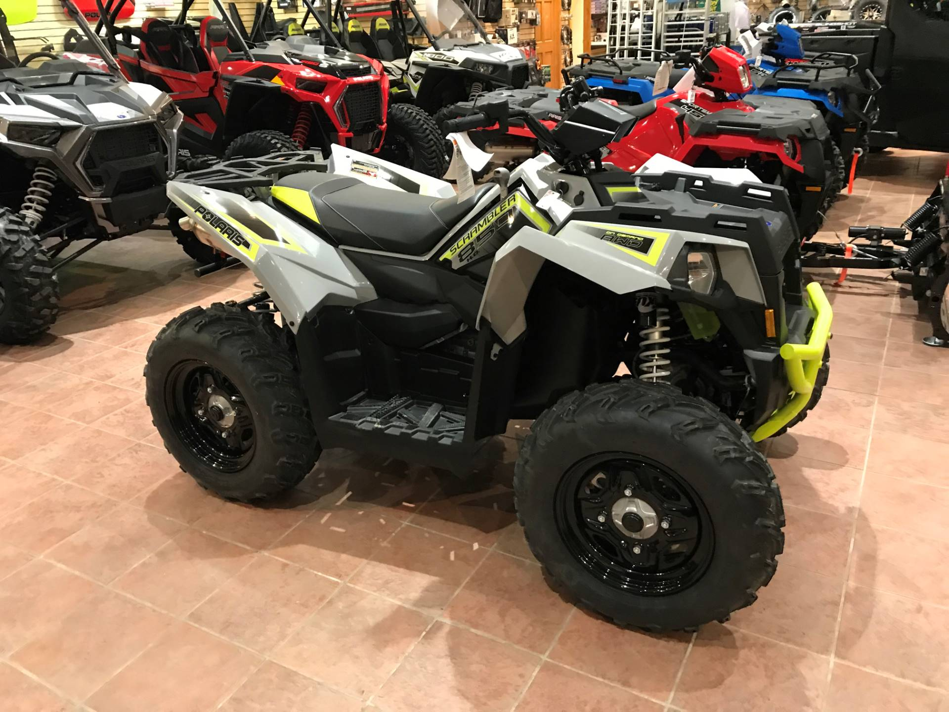 2019 Polaris Scrambler 850 in Beaver Falls, Pennsylvania - Photo 2