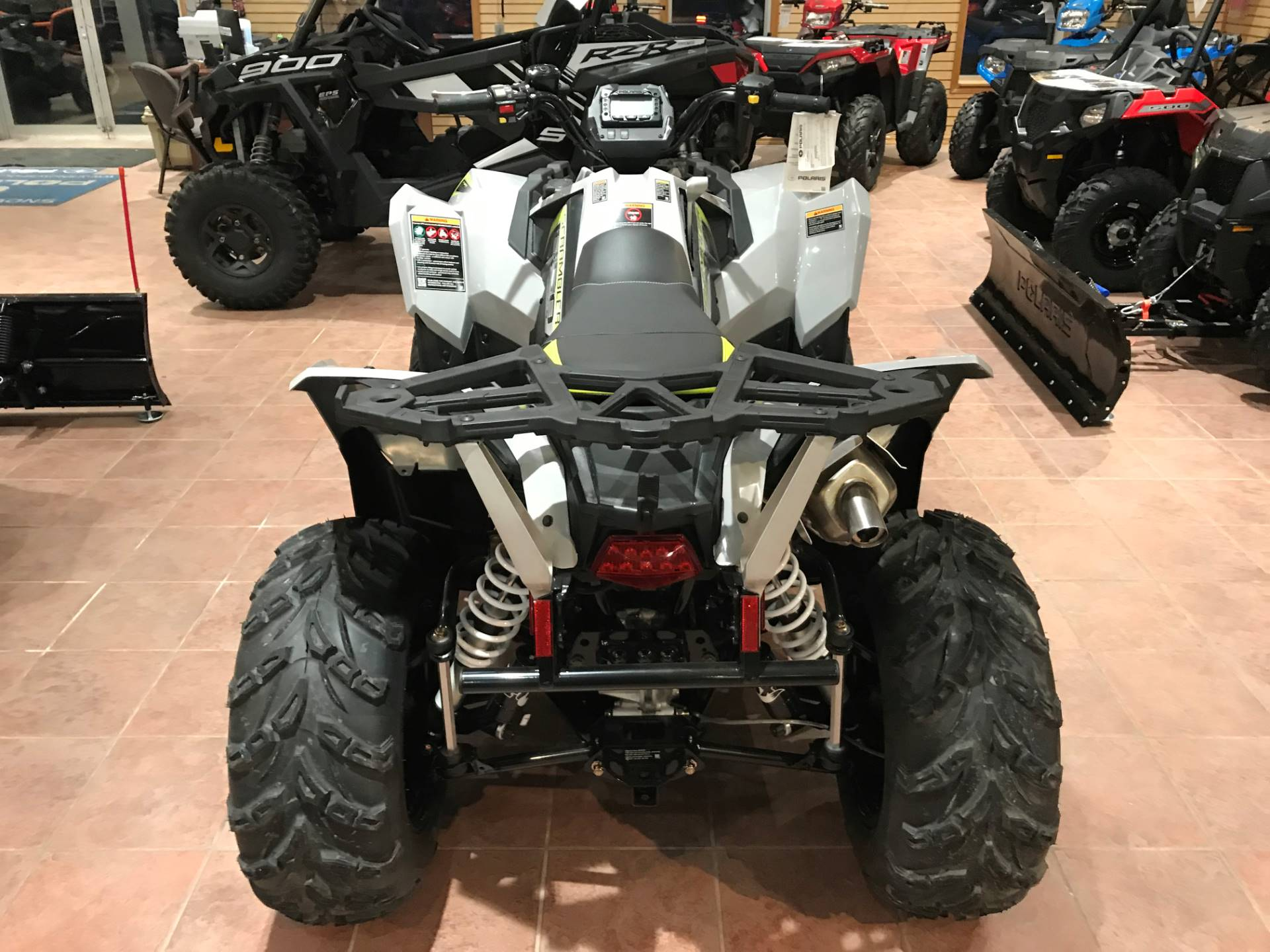 2019 Polaris Scrambler 850 in Beaver Falls, Pennsylvania - Photo 8