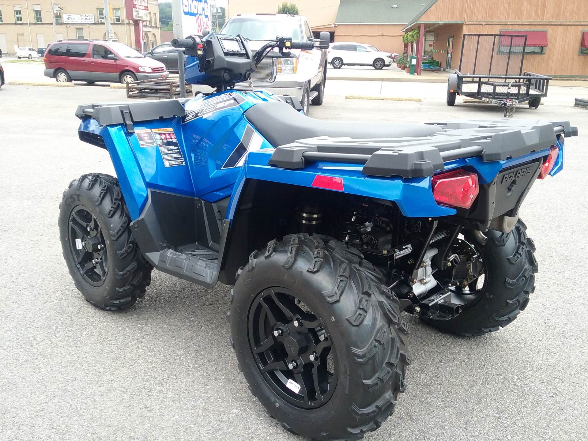 2018 Polaris Sportsman 570 SP in Beaver Falls, Pennsylvania