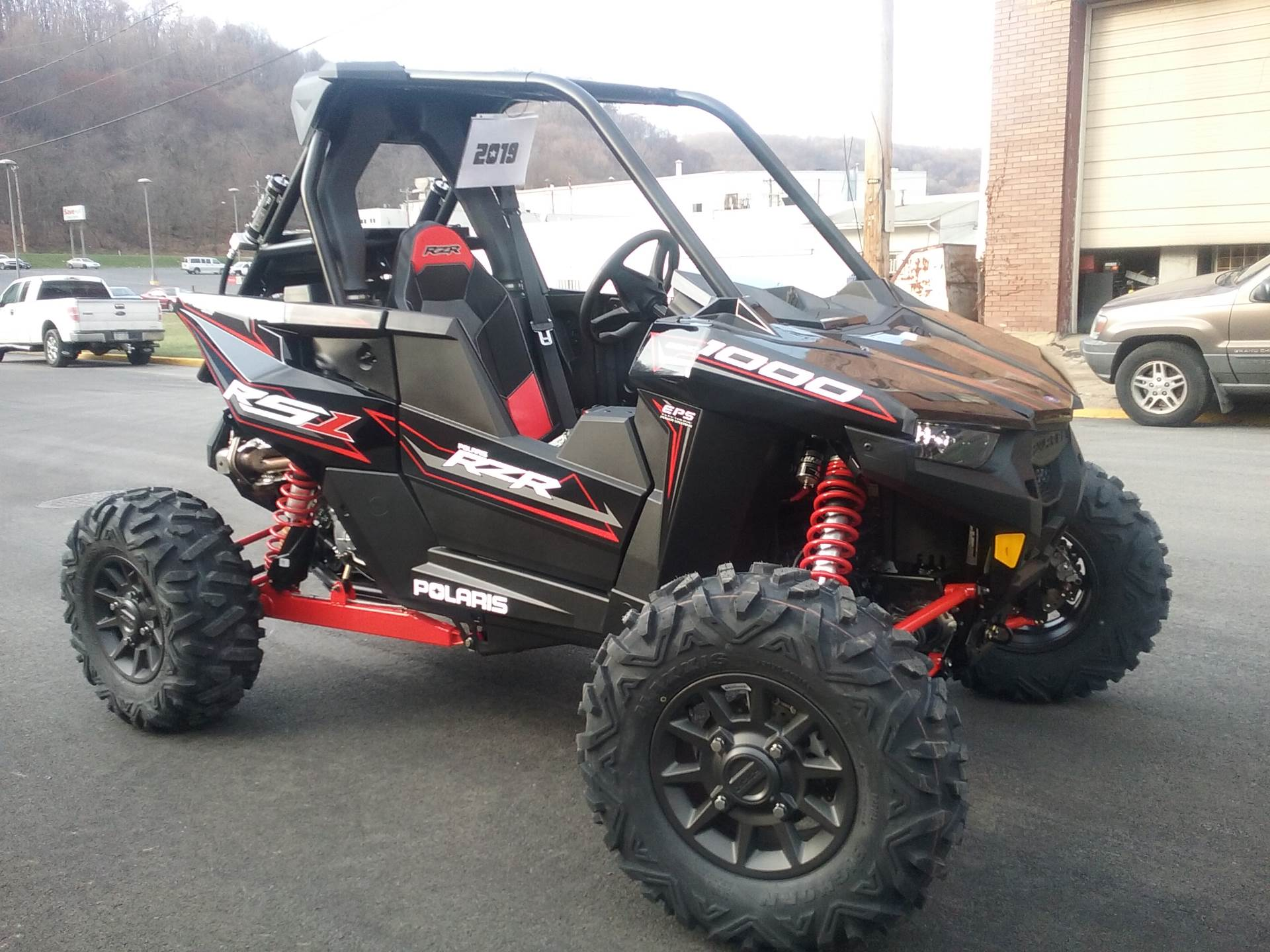 2019 Polaris RZR RS1 in Beaver Falls, Pennsylvania - Photo 1