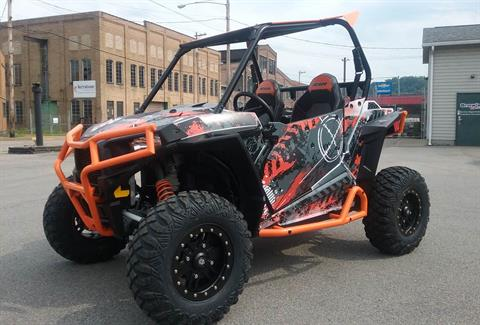 2018 Polaris RZR S 1000 EPS in Beaver Falls, Pennsylvania