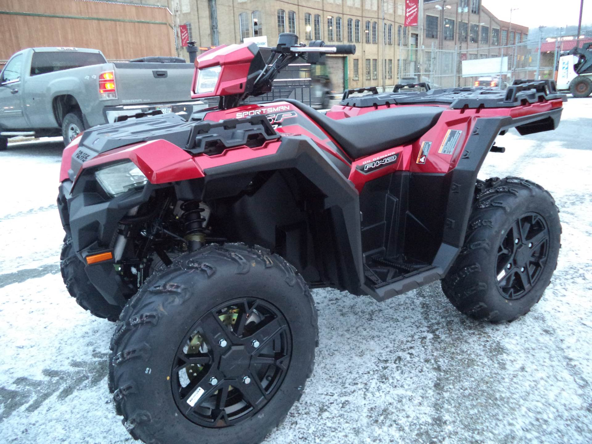 2018 Polaris Sportsman 850 SP in Beaver Falls, Pennsylvania