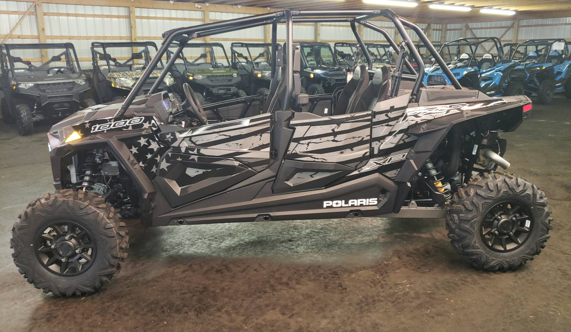 2020 Polaris RZR XP 4 1000 Limited Edition in Beaver Falls, Pennsylvania - Photo 1