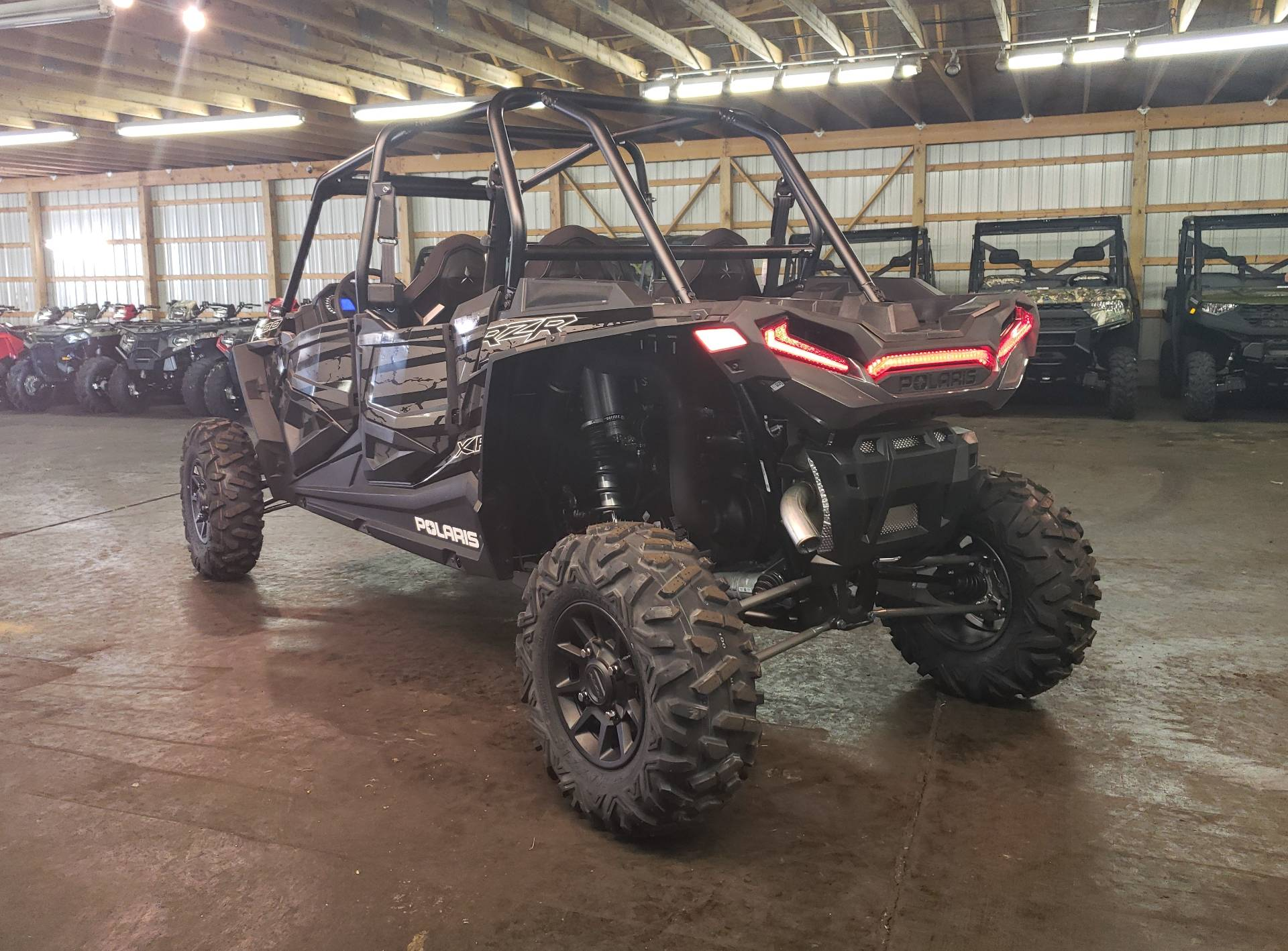 2020 Polaris RZR XP 4 1000 Limited Edition in Beaver Falls, Pennsylvania - Photo 2