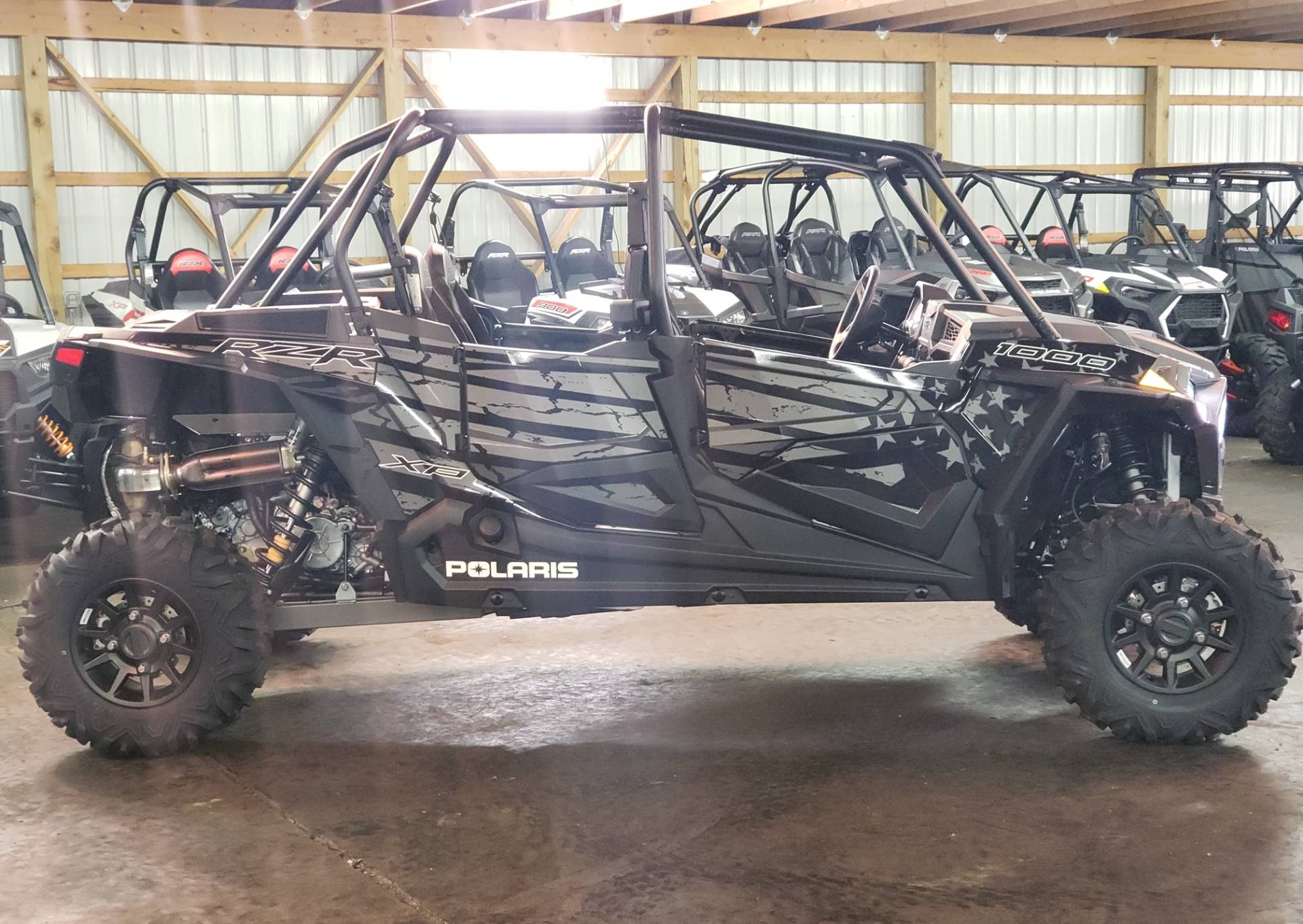 2020 Polaris RZR XP 4 1000 Limited Edition in Beaver Falls, Pennsylvania - Photo 3
