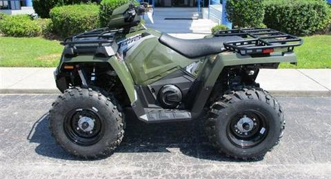 2020 Polaris Sportsman 570 EPS Utility Package in Beaver Falls, Pennsylvania - Photo 2