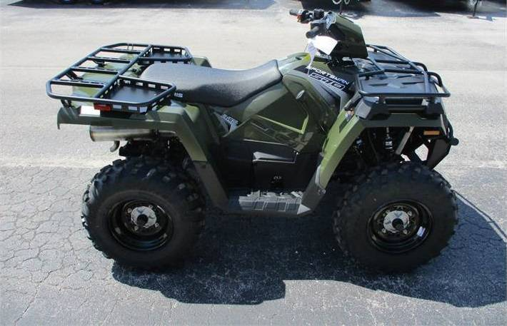 2020 Polaris Sportsman 570 EPS Utility Package in Beaver Falls, Pennsylvania - Photo 5