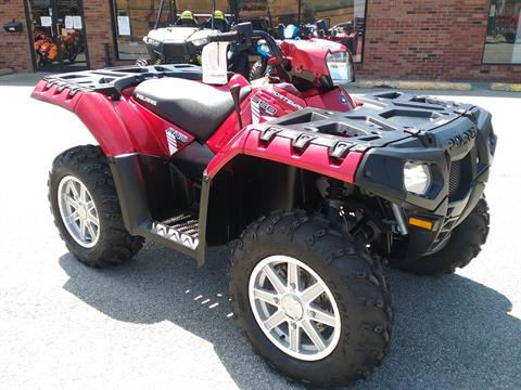 2013 Polaris Sportsman® 550 EPS in Beaver Falls, Pennsylvania