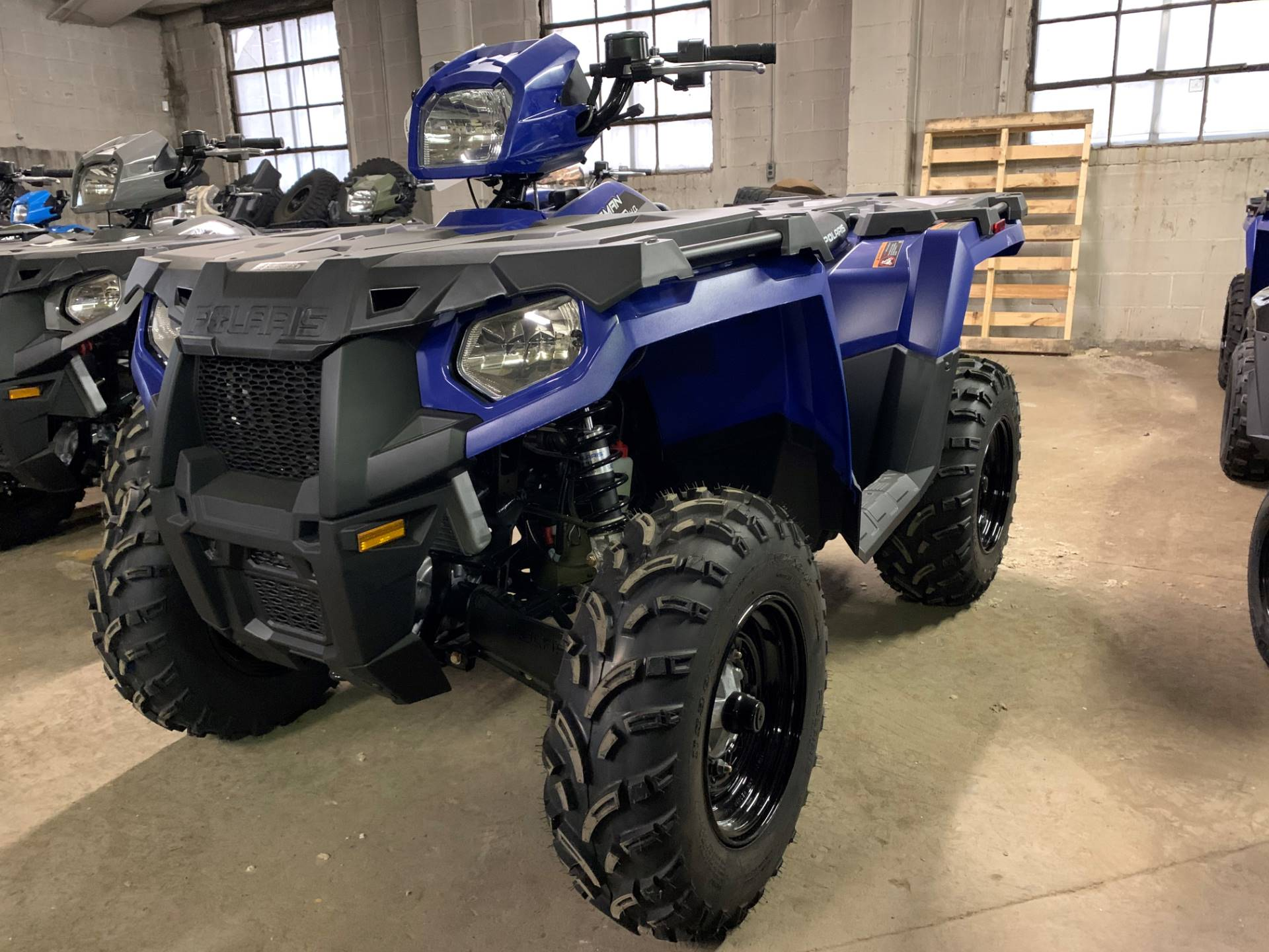 2020 Polaris Sportsman 450 H.O. in Beaver Falls, Pennsylvania - Photo 2