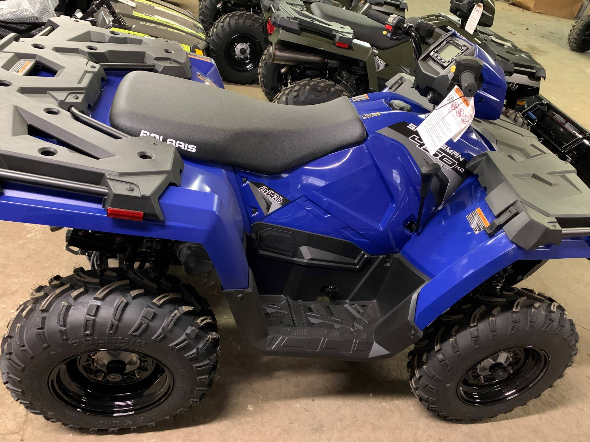 2020 Polaris Sportsman 450 H.O. in Beaver Falls, Pennsylvania - Photo 5