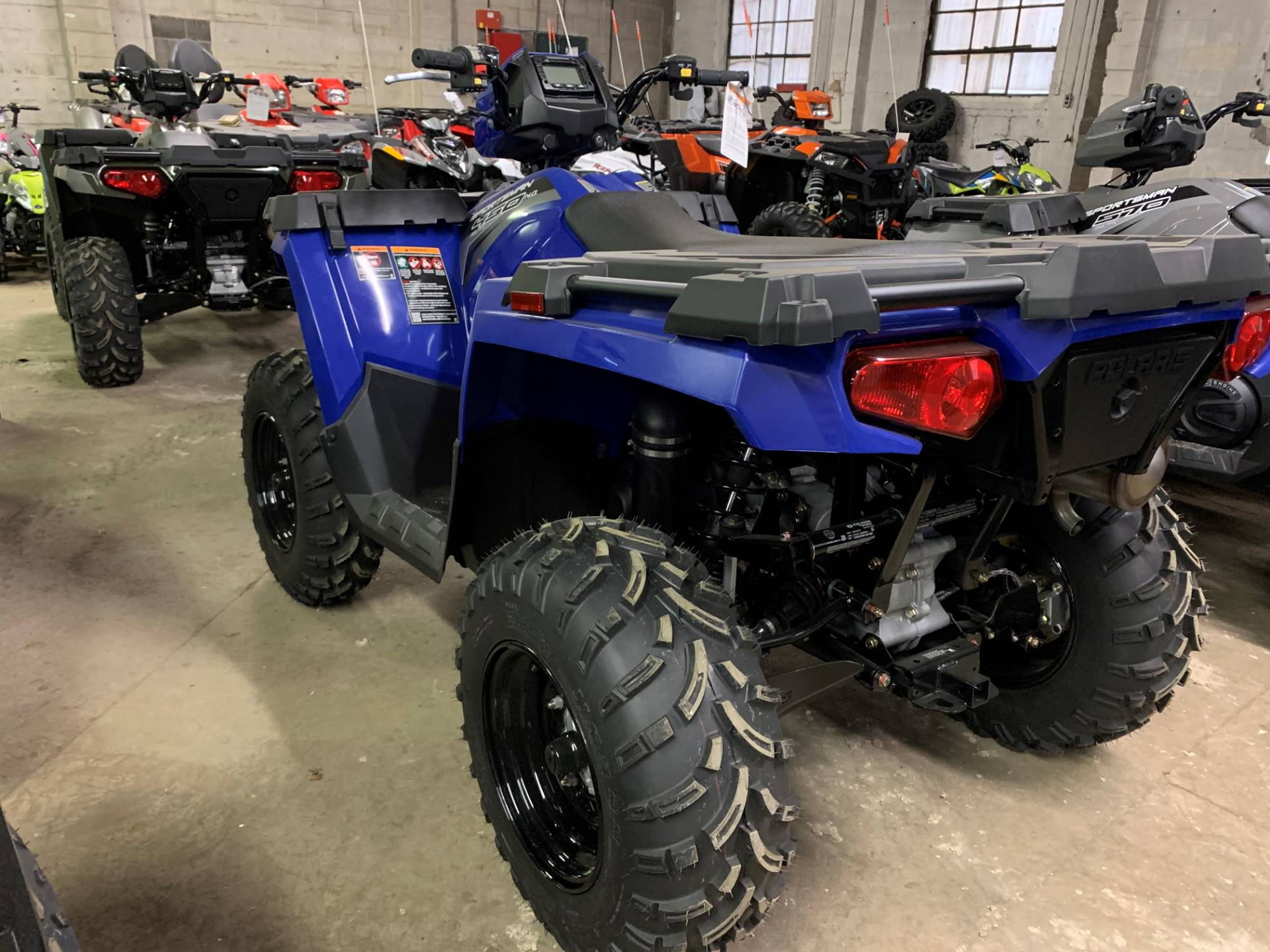 2020 Polaris Sportsman 450 H.O. in Beaver Falls, Pennsylvania - Photo 9