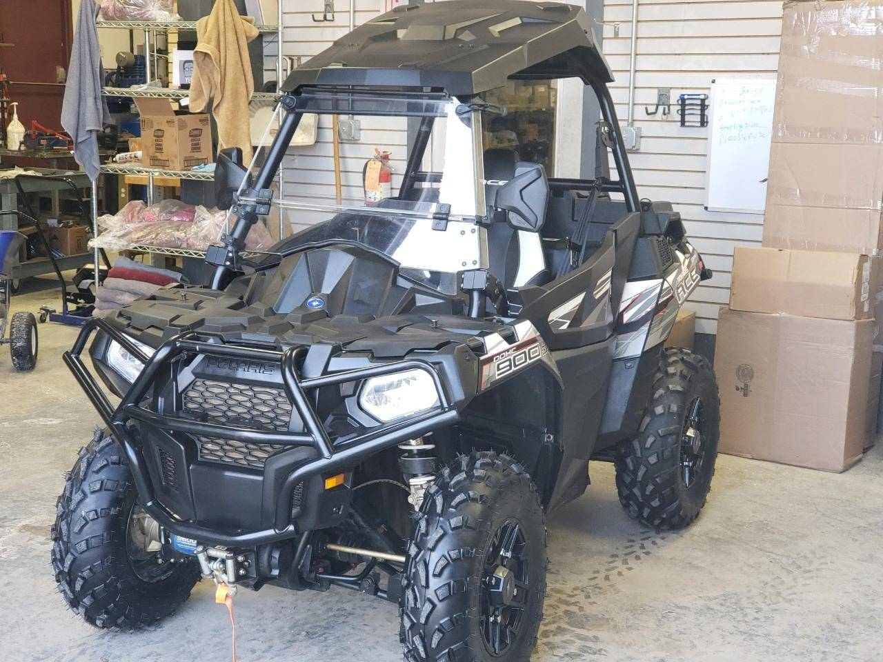 2016 Polaris ACE 900 SP in Beaver Falls, Pennsylvania - Photo 1