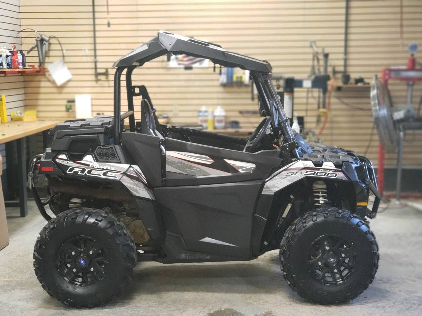 2016 Polaris ACE 900 SP in Beaver Falls, Pennsylvania - Photo 6
