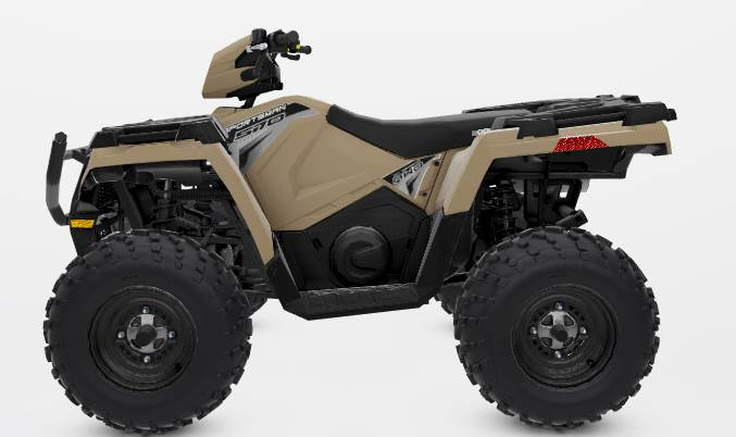 2019 Polaris Sportsman 570 EPS in Beaver Falls, Pennsylvania - Photo 1