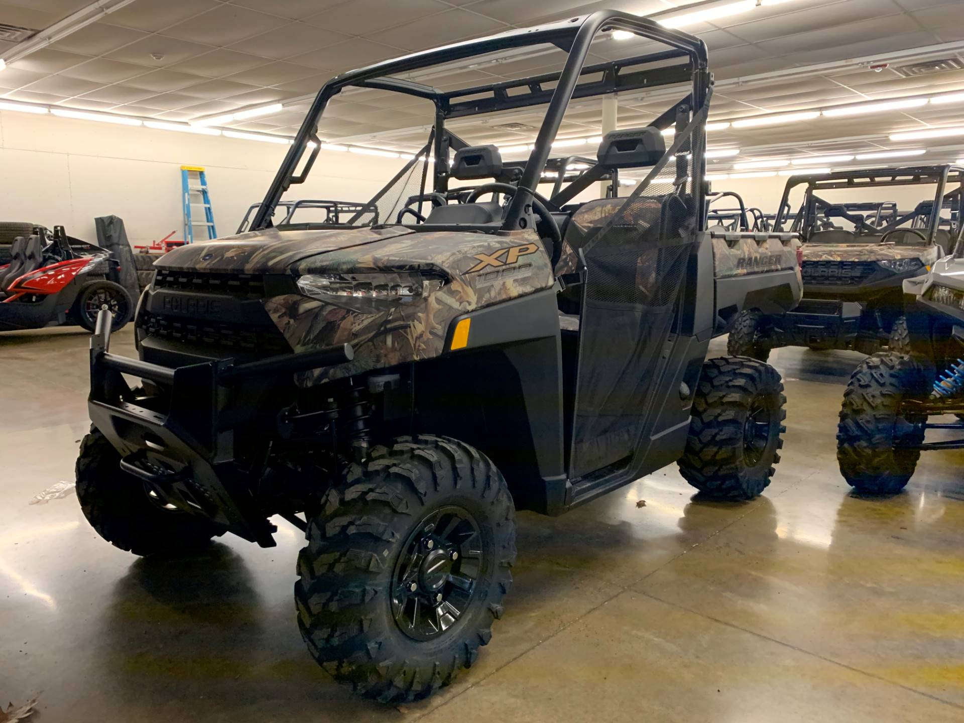 2020 Polaris Ranger XP 1000 Premium in Beaver Falls, Pennsylvania - Photo 1