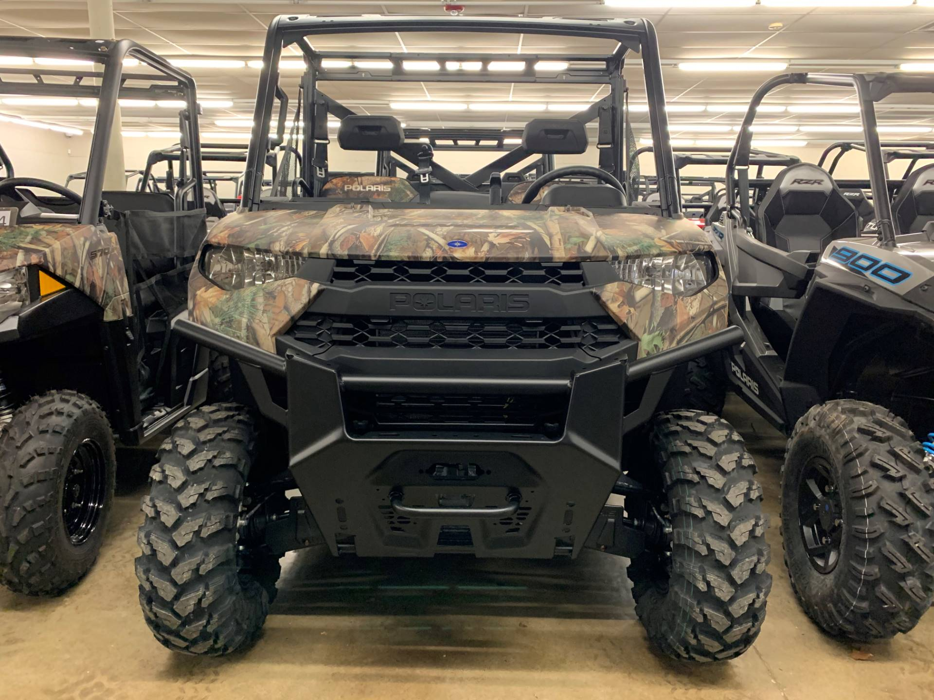 2020 Polaris Ranger XP 1000 Premium in Beaver Falls, Pennsylvania - Photo 2