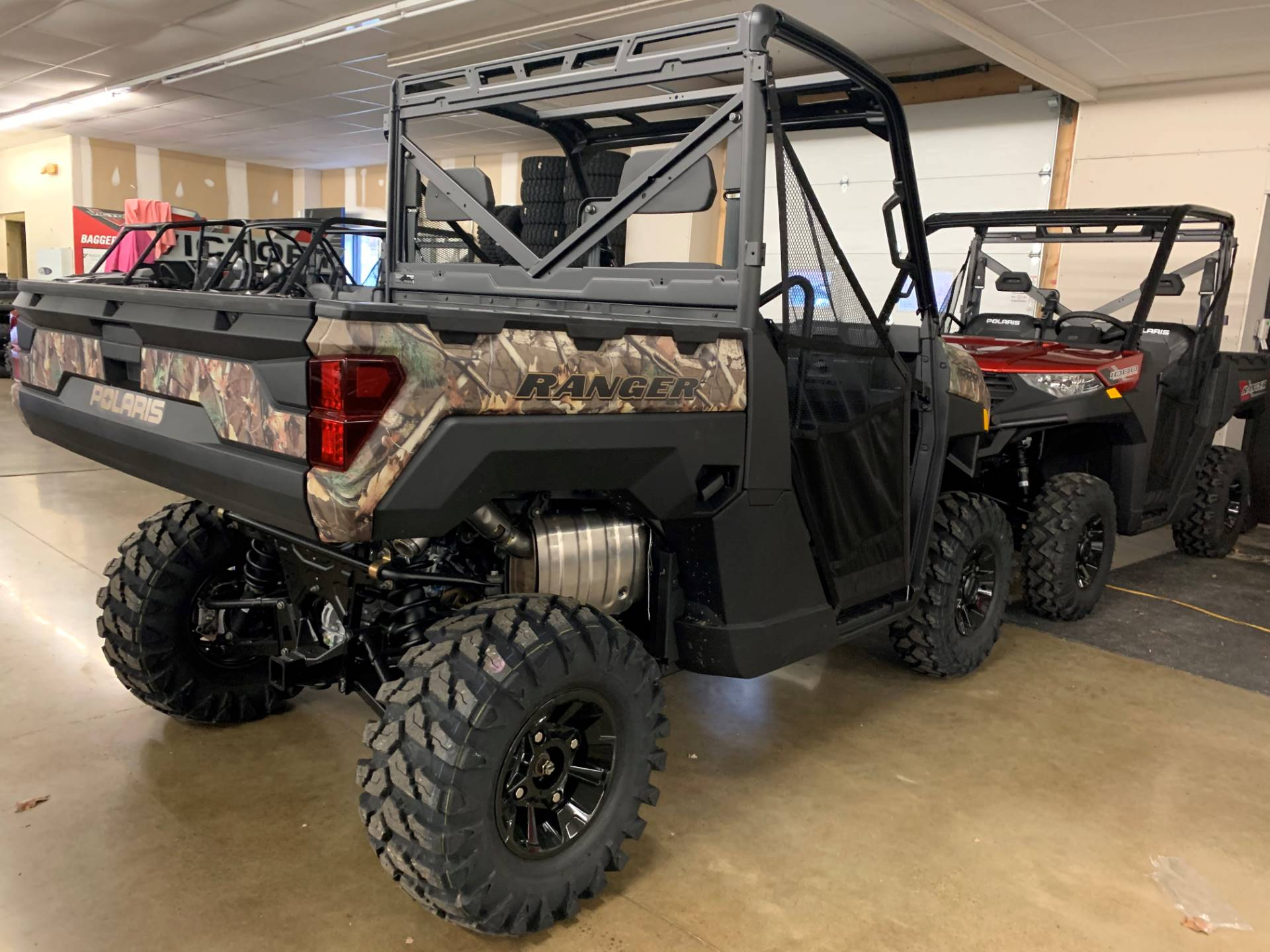 2020 Polaris Ranger XP 1000 Premium in Beaver Falls, Pennsylvania - Photo 5