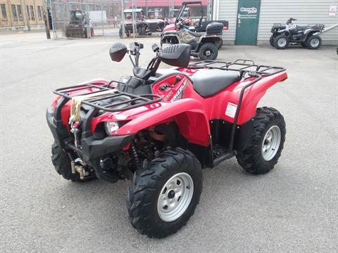 2014 Yamaha Grizzly 700 FI Auto. 4x4 EPS in Beaver Falls, Pennsylvania