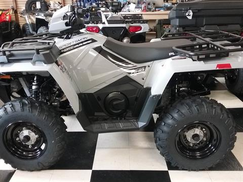 2018 Polaris Sportsman 450 H.O. Utility Edition in Beaver Falls, Pennsylvania