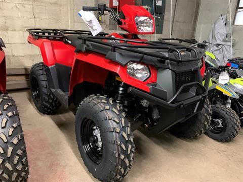 2020 Polaris Sportsman 570 Utility Package in Beaver Falls, Pennsylvania - Photo 4