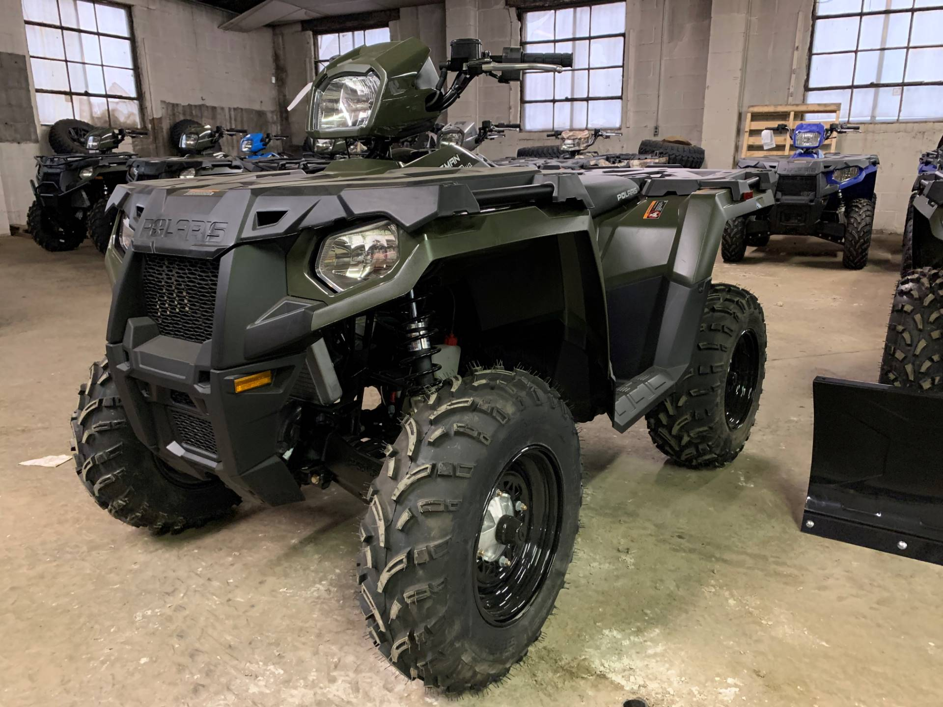 2020 Polaris Sportsman 450 H.O. EPS in Beaver Falls, Pennsylvania - Photo 1