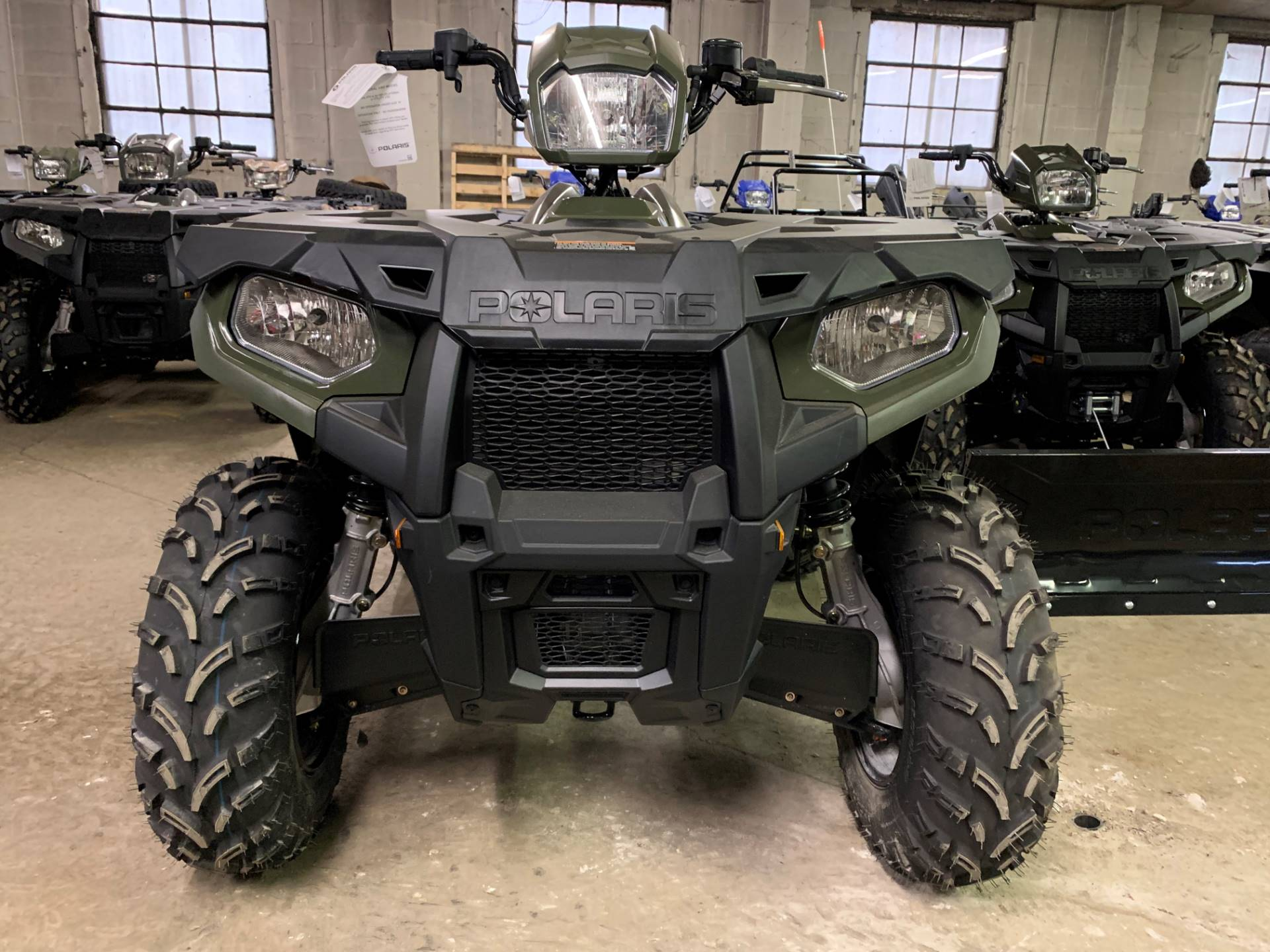 2020 Polaris Sportsman 450 H.O. EPS in Beaver Falls, Pennsylvania - Photo 2