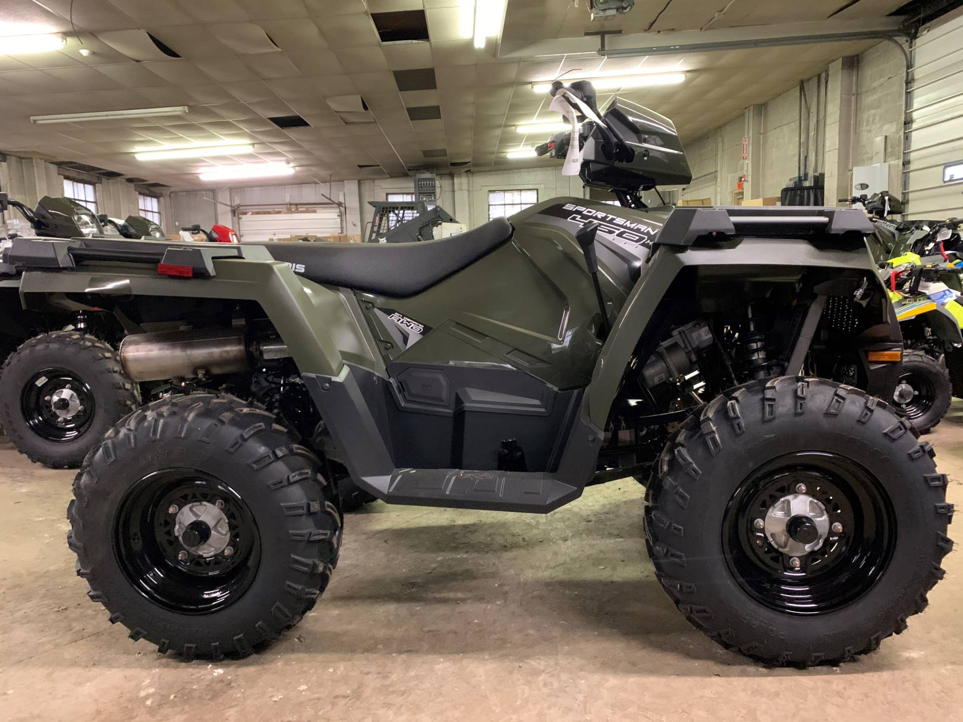 2020 Polaris Sportsman 450 H.O. EPS in Beaver Falls, Pennsylvania - Photo 4