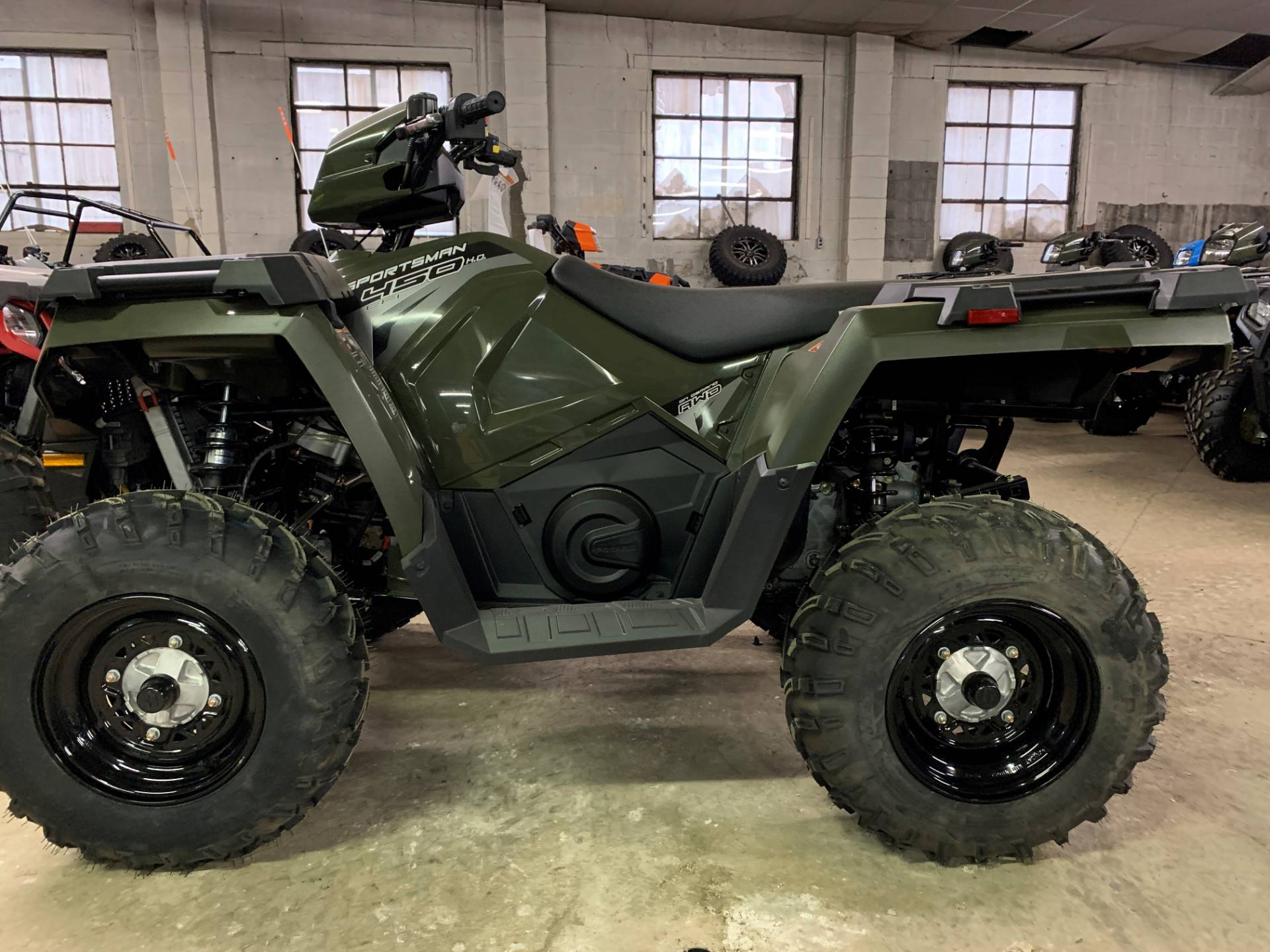 2020 Polaris Sportsman 450 H.O. EPS in Beaver Falls, Pennsylvania - Photo 9