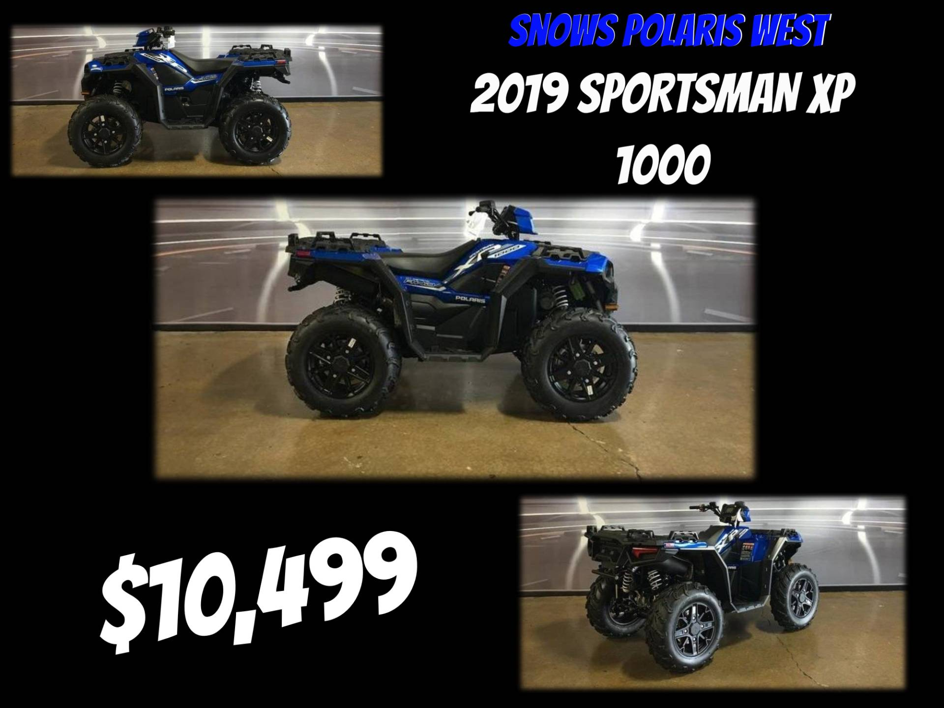 2019 Polaris Sportsman XP 1000 in Beaver Falls, Pennsylvania - Photo 1