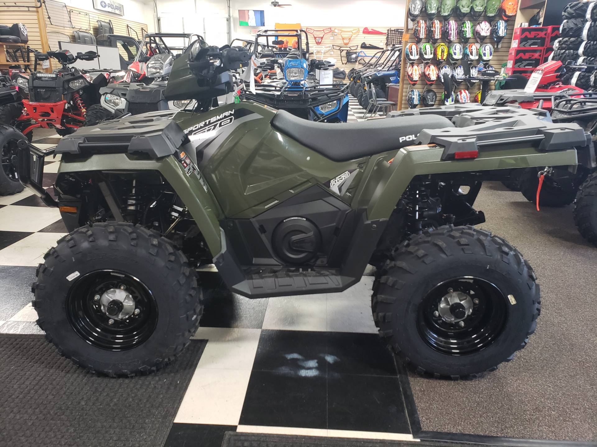 2020 Polaris Sportsman 570 in Beaver Falls, Pennsylvania - Photo 3