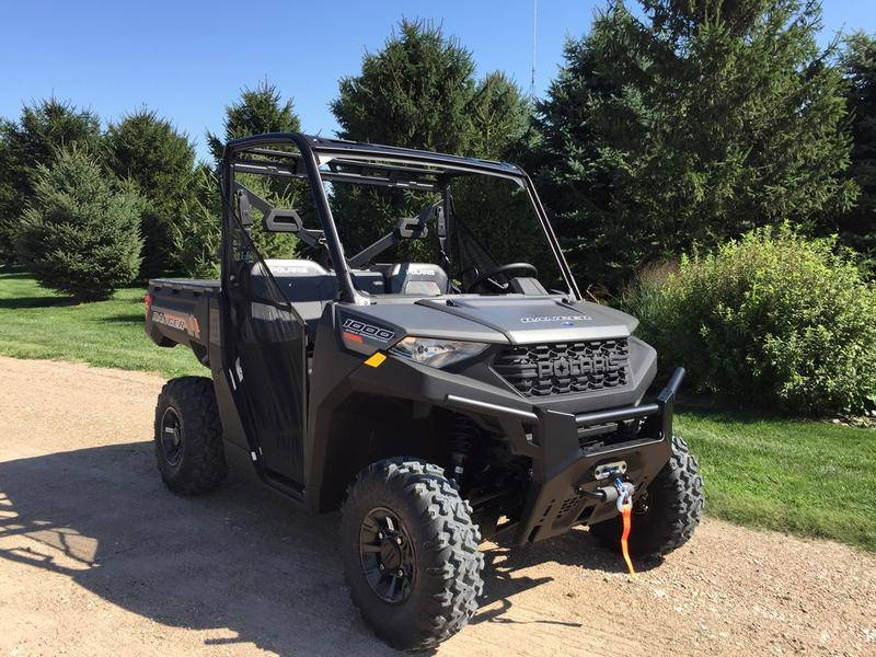 2020 Polaris Ranger 1000 Premium Winter Prep Package in Coraopolis, Pennsylvania - Photo 4